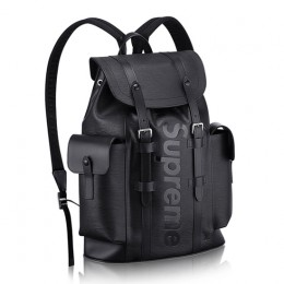 Louis Vuitton x Supreme Christopher Backpack PM M53413 Epi Leather