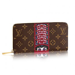 Louis Vuitton Zippy Wallet M67258 Monogram Canvas