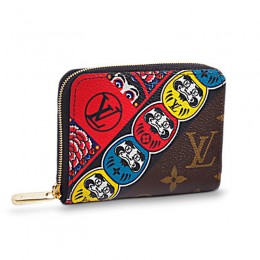 Louis Vuitton Zippy Coin Purse M67250 Monogram Canvas