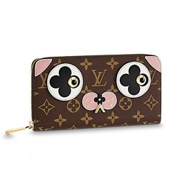 Louis Vuitton Zippy Wallet M67246 Monogram Canvas