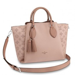 Louis Vuitton Magnolia Haumea Bag Mahina Leather M55030