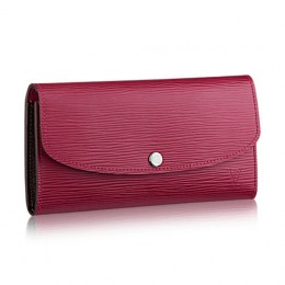 Louis Vuitton M60851 Emilie Wallet Epi Leather