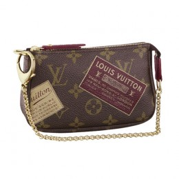 Louis Vuitton M63798 Pochette Accessoires Stamp Monogram Canvas