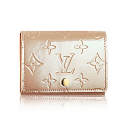 Louis Vuitton M90216 Business Card Holder Monogram Vernis
