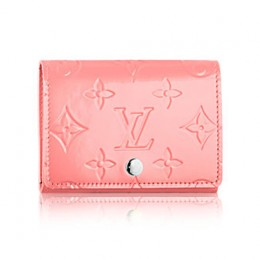 Louis Vuitton M90936 Business Card Holder Monogram Vernis