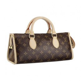 Louis Vuitton M40009 Popincourt Tote Bag Monogram Canvas
